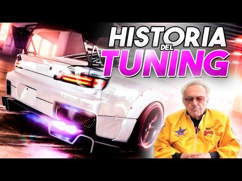 La historia del tuning ¿sabías cómo empezó todo?