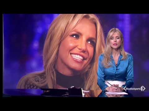 Britney Spears - Servizio Studio Aperto 11/03/2021