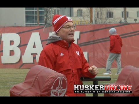 HOL HD: Nebraska Football Spring Practice #4 Sights & Sounds