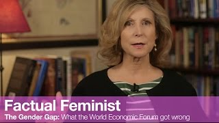 The Gender Gap: What the World Economic Forum got wrong | FACTUAL FEMINIST
