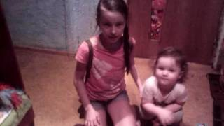 Kids Челлендж ДОЧКА VS  МАМА