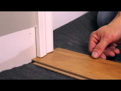 RONA - How to Install a Floating Floor