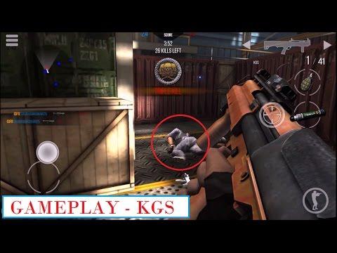 KGS Crazy Gameplay - Modern Strike Online