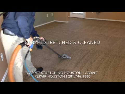 Carpet Stretching & Cleaning Houston