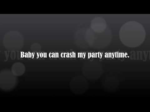 Crash my party luke bryan