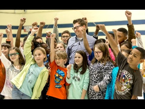 Eric Crouch Joins Georgia Milken Educators