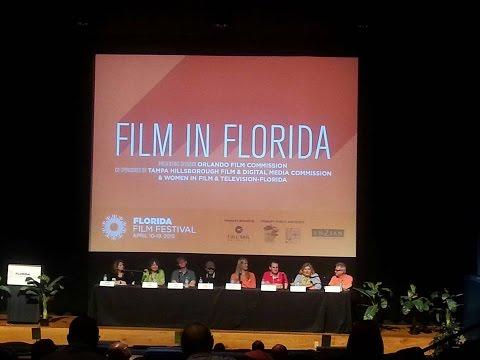 Orlando LIVE - Florida Film Festival 2015 - Film in Florida