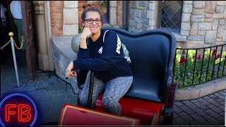 Disneyland Dark Ride adventures with Peter Pan, Mr. Toads and Snow White