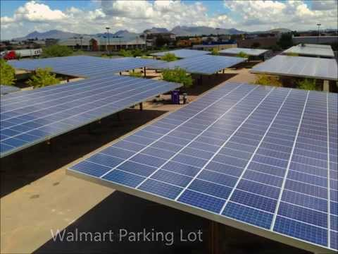 Solar Car Ports