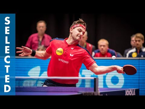 Timo Boll vs Wang Xi (TTBL Selected)