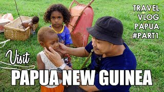 Visit Papua New Guinea - TRAVEL VLOG PAPUA PART1