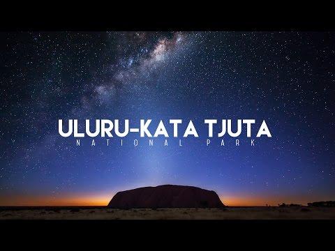 Uluru-Kata Tjuta National Park 4K Timelapse