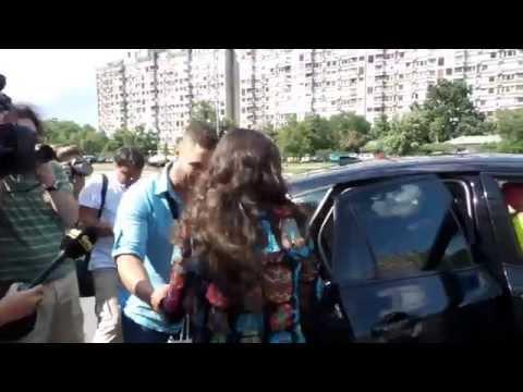 Darko Lazic izveo Anu Sevic i cerku Lorenu iz porodilista!