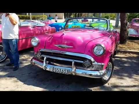 Classic Cars Havana Cuba 2018 Youtube