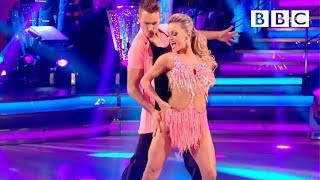 Ashley & Ola dance the Salsa to 'Conga' | Strictly Come Dancing - BBC