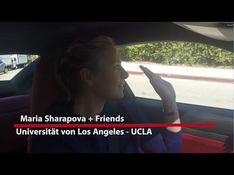 maria sharapova + friends powered by porsche