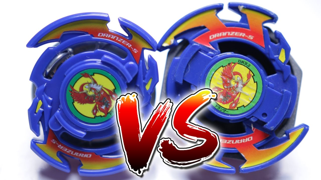 beyblade battle dranzer burst vs dranzer plastic battle of