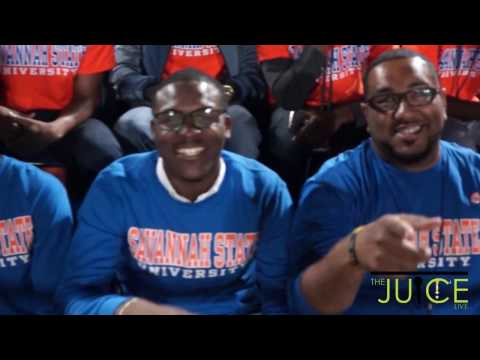 Savannah State University  The Juice Live  P Episode : SSU vs FAMU Football Game 2015
