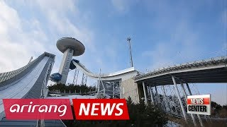 A tour around competition and non-competition venues of 2018 PyeongChang Winter Olympics