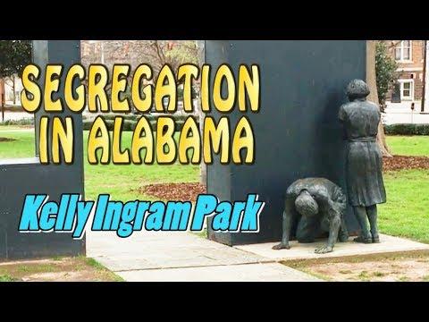 Segregation in Alabama (Kelly Ingram Park)