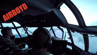 Fly Through Hurricane Florence With The Hurricane Hunters