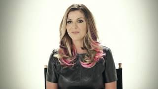 NEW Video! Demi Lovato Secret Color™ Hair Extensions (Long Version)