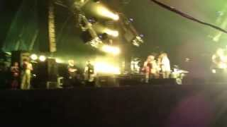 Repeat youtube video Zak Tell (Clawfinger) dives to Dnieper (Kiev, Rock'N'Sich 2013)