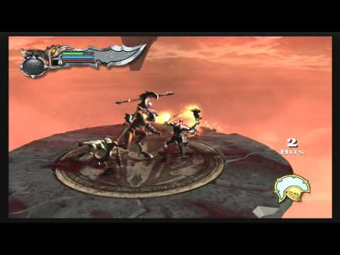 God Of War: Challenge of the Gods #10