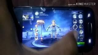 Main Mobile Legends di samsung Ace 3 #1