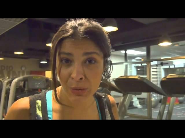 Gyselle Soares Que Beleza fitness /Buvez beaucoup d'eau