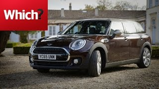 New Mini Clubman 2016 - Which Car first drive