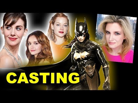 DCEU Batgirl Movie Casting BREAKDOWN