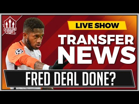 Done Deal! FRED To  MANCHESTER UNITED! Transfer News