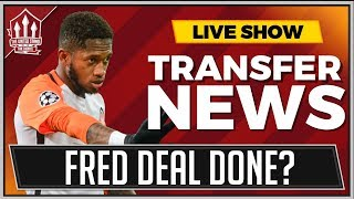Done Deal? FRED To MANCHESTER UNITED Transfer News