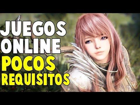 TOP 7 - JUEGOS ONLINE FREE TO PLAY DE STEAM DE BAJOS REQUISITOS - Para PC De 2GB De RAM