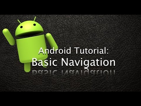 Android Tutorial: Getting Started - KitKat