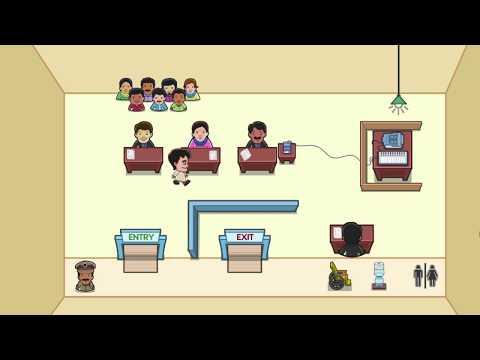 ECI : Process of Voting, Virtual Demo, Mx Democracy Gameplay, Lok Sabha Elections 2019