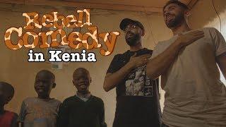 In den Slums von Nairobi, Kenia