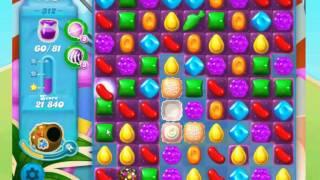 Candy Crush Soda Saga Livello 312 Level 312