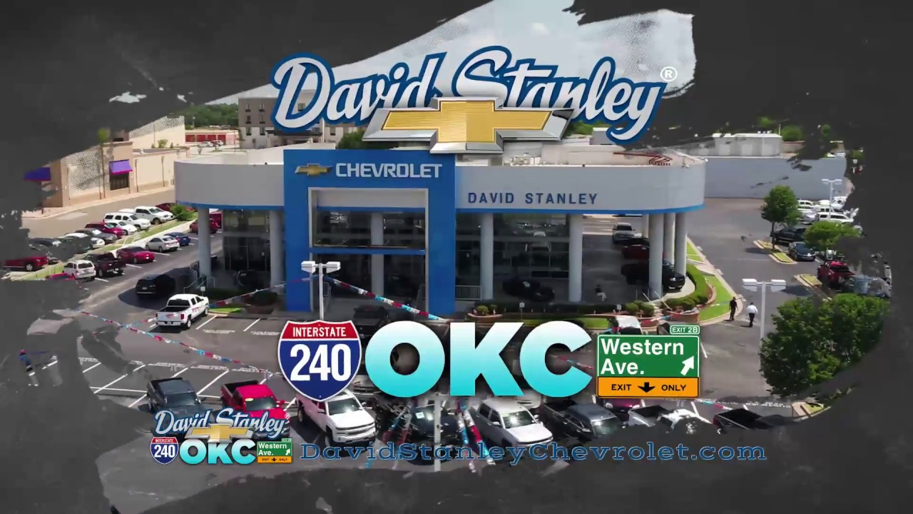 David Stanley Chevrolet Back To School Close Out Youtube