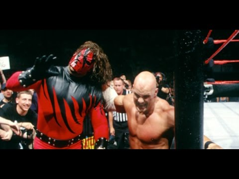 Wwf stone cold steve austin vs kane first blood match for Classic house 1998