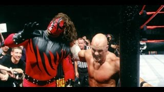 WWF - Stone Cold Steve Austin vs Kane - First Blood Match - WWF Championship - King of the Ring 1998