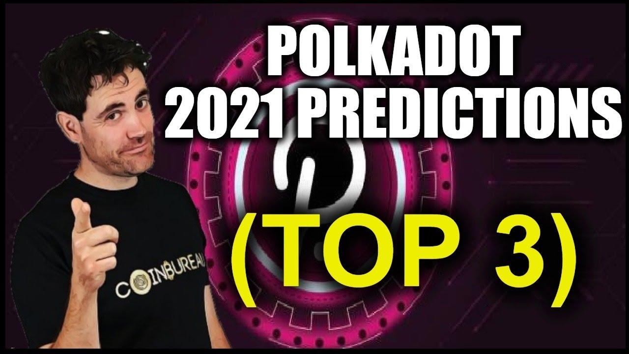 What will Polkadot price reach in 2021 Polkadot 2021 predictions polkadot YouTube