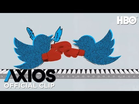 The Social Media Garbage Landscape: Fake News & Data Privacy | AXIOS on HBO