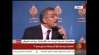 شاهد ماذا قال عصام سلطان عن الكاتب محمد حسنين هيكل