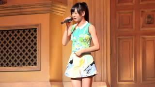 フェアリーズの伊藤萌々香ソロデビューシングルリリースイベント初日第1...