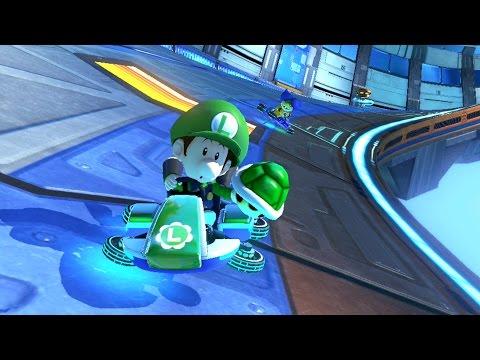 Mario Kart 8 - Grand Prix - Bell Cup + 200cc