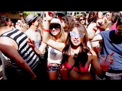 Wet Pool Party ft. Adam Auburn | MDW 2013 @ Hollywood Roosevelt