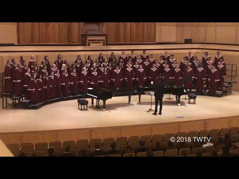 Maple Mountain High School Concert Choir 2018 State Choral Festival