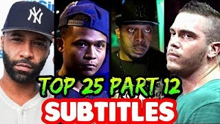 Top 25 Bars That Will NEVER Be Forgotten PART 12 SUBTITLES | ALL LEAGUES Masked Inasense